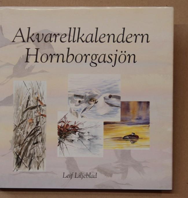 Akvarellkalendern Hornborgassjön